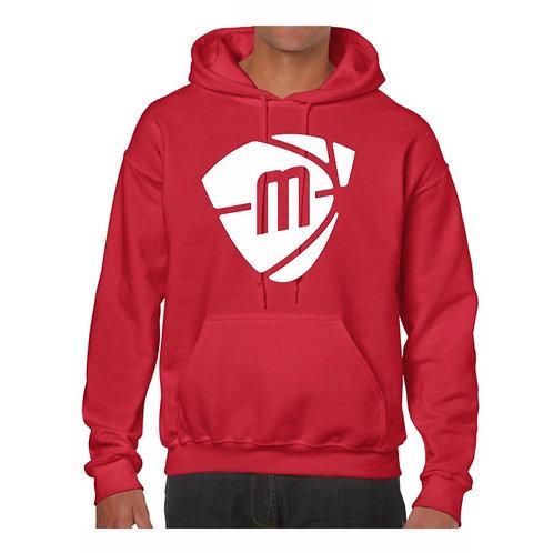 Manchester Magic & Mystics Logo Red Hoody