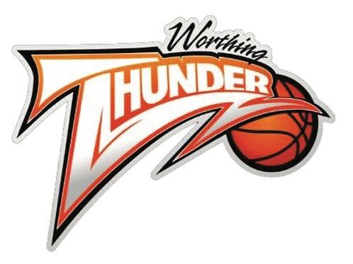 Worthing Thunder  21/22 season Replica Kit