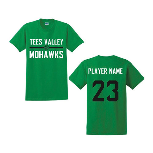 Tees Valley Mohawks T-shirt Design 2