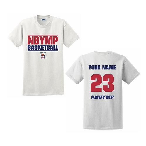 NBYMP UK T-shirt Design 3 - White