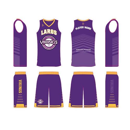 Largs Vikings Kit