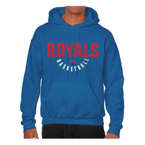 East Herts Royals Blue Hoody design 4