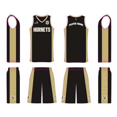 Cardinal Hornets Black Training Kit