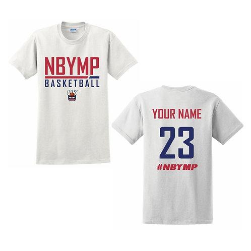 NBYMP UK T-shirt Design 4 - White