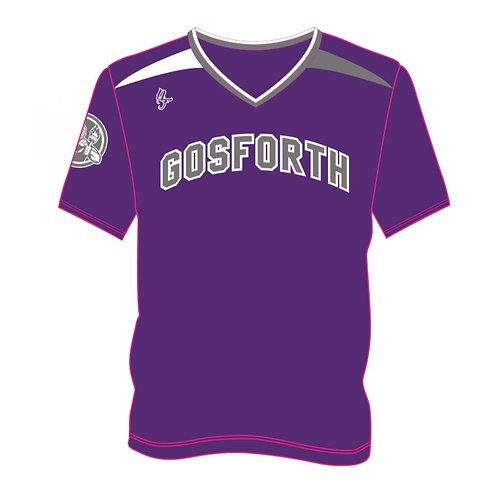 Gosforth Goliaths Shooting Shirt Design 4