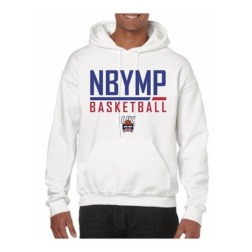 NBYMP UK Hoody design 4 - White