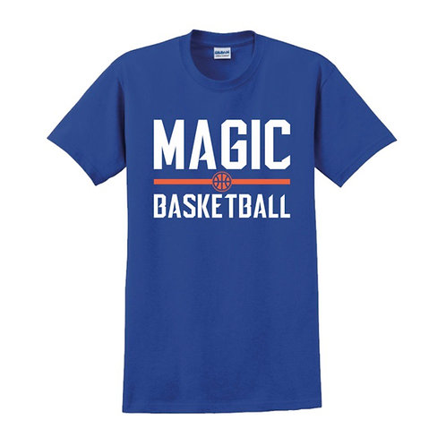 Morpeth Magic - Blue T-shirt Design 4