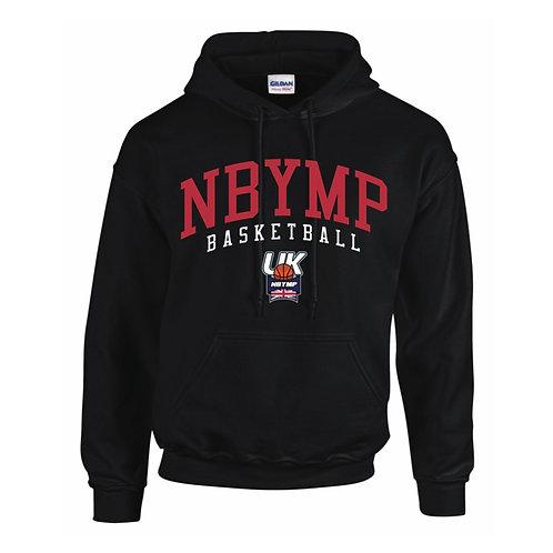 NBYMP UK Hoody design 2 - Black
