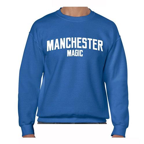 Manchester Magic Blue Crew