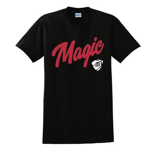 Manchester Magic Script & Logo T-shirt