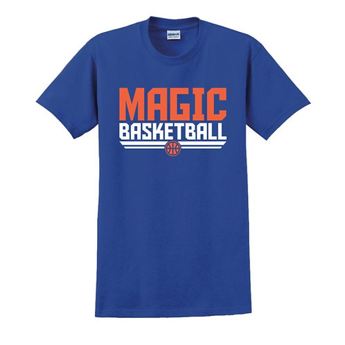 Morpeth Magic - Blue T-shirt Design 5
