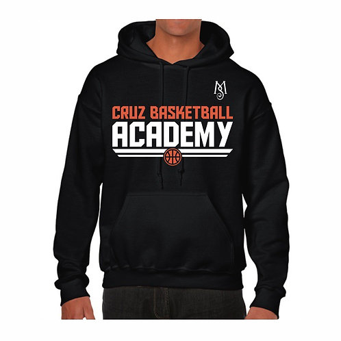 Cruz Basketball Academy Hoody design 4