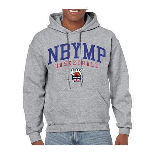 NBYMP UK Hoody design 2 - Sport Grey