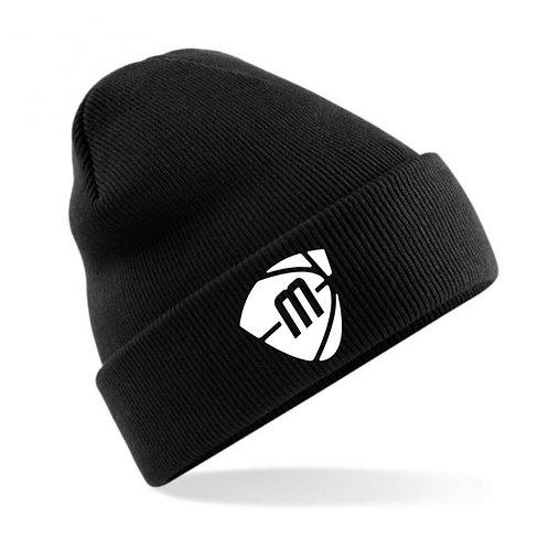 Manchester Magic & Mystics Black Beanie Hat