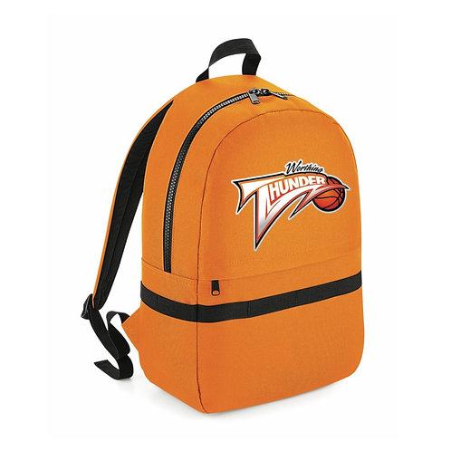 Worthing Thunder Orange Backpack