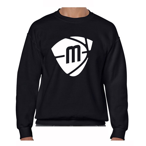 Manchester Magic & Mystics Logo Black Crew