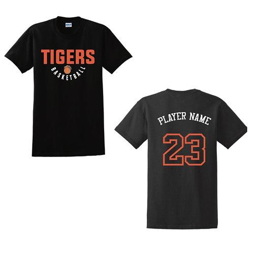 Tynemet Tigers T-shirt Design 2