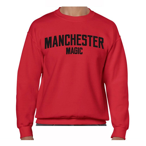Manchester Magic Red Crew