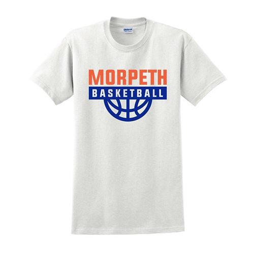 Morpeth - White T-shirt Design 3