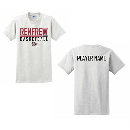 Renfrew Rocks White T-shirt