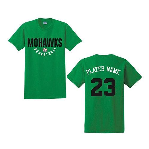 Tees Valley Mohawks T-shirt Design 4
