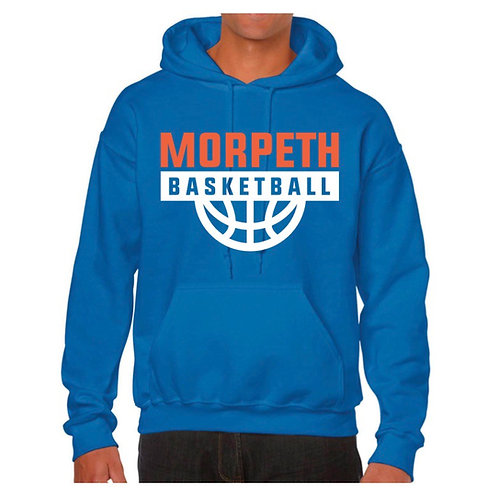 Morpeth Blue Hoody design 3