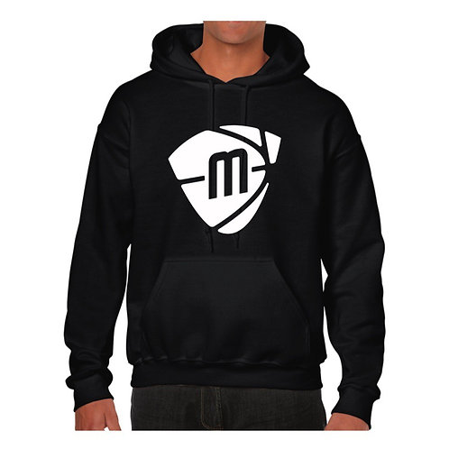 Manchester Magic & Mystics Logo Black Hoody