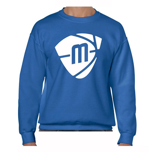 Manchester Magic & Mystics Logo Blue Crew