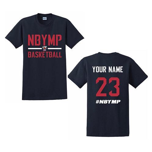 NBYMP UK T-shirt Design 6 - Navy
