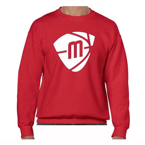 Manchester Magic & Mystics Logo Red Crew