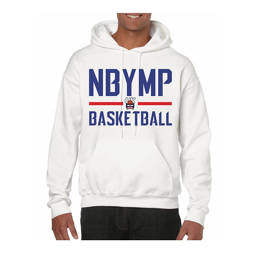 NBYMP UK Hoody design 6 - White