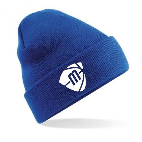 Manchester Magic & Mystics Blue Beanie Hat