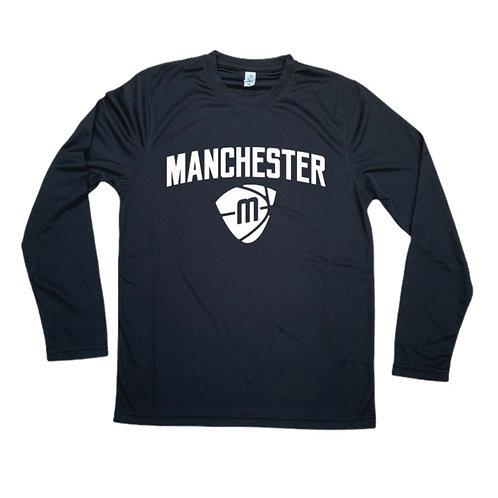 Manchester Magic & Mystics Long Sleeve Logo Shirt