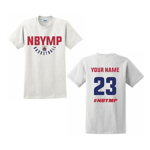 NBYMP UK T-shirt Design 5 - White