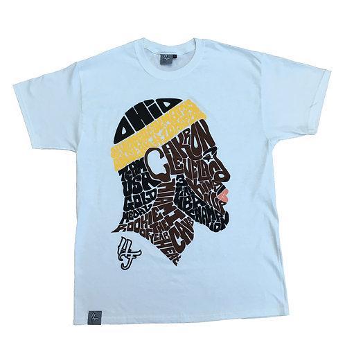 The King T-shirt - White