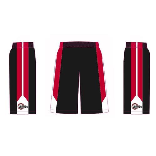 Renfrew Rocks Black Shorts