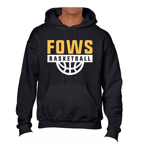 FOWS Black Hoody