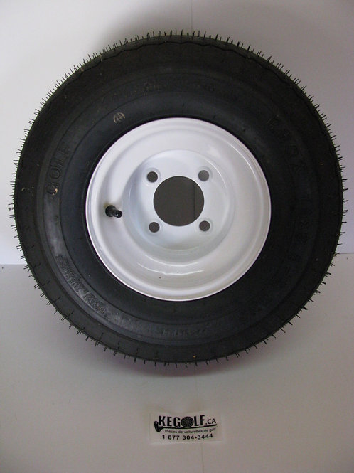 Tire + Rim Assembly