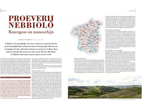 Proeverij Nebbiolo