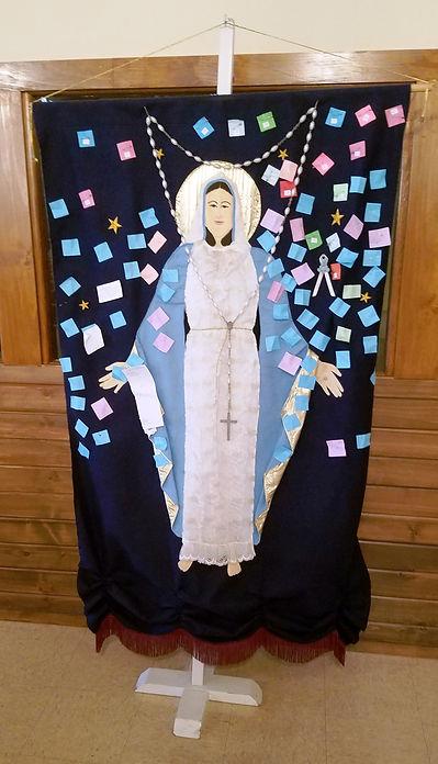 Mary, Pray for Us