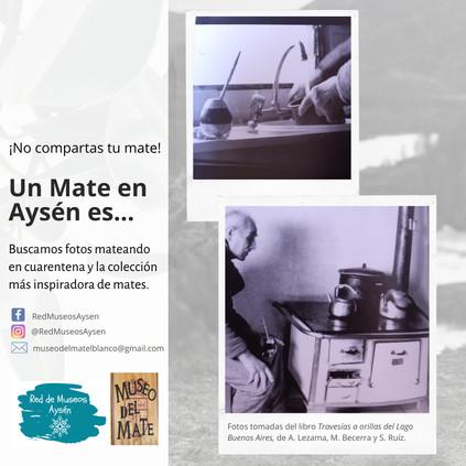 Participa en el concurso Un Mate en Aysén es!