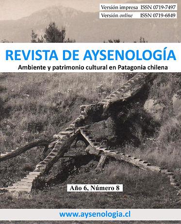 Portada Aysenología 8