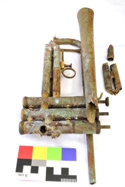 Fragmento de trompeta
