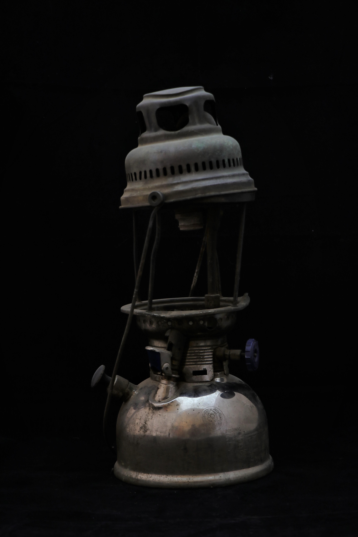 Lámpara petrolera