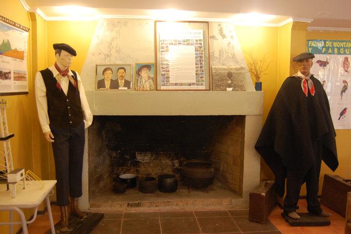 Museo de la Colonización, Valle Simpson