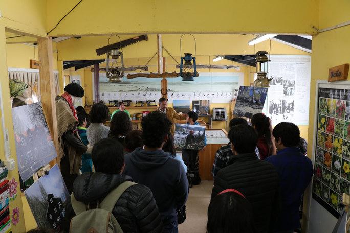 Museo del Valle de la Luna, Ñirehuao