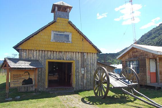 Museo de la Patagonia del Padre Ronchi -