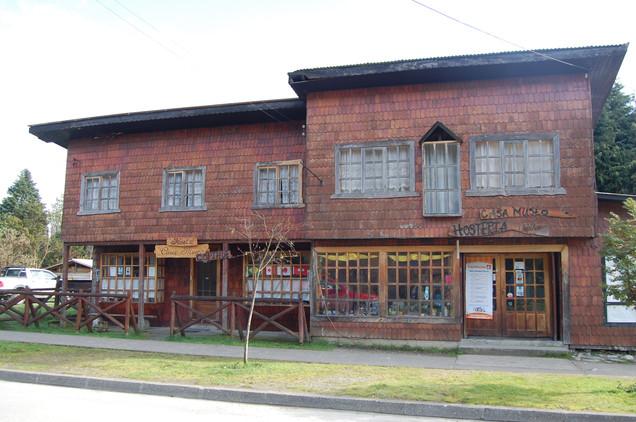 Casa Museo Copihue - La Junta