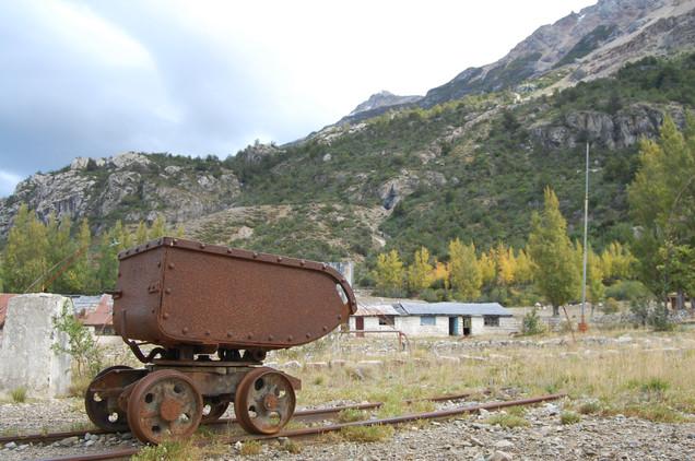 Campamento Minero Puerto Cristal