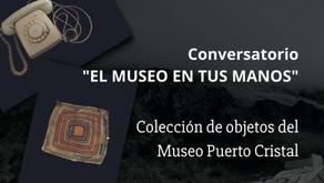 """Lanzamiento de proyecto """"El Museo en tus manos"""" - Puerto Cristal"""